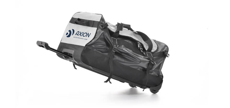 The trolley bag for all inflatable products AXION4EVENT